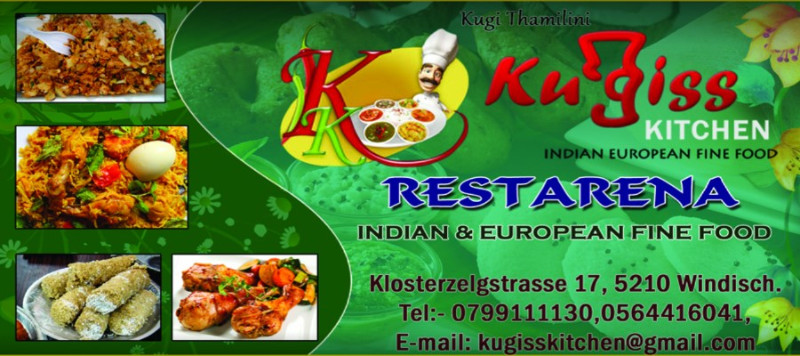 kugiss kitchen restarena tamil business events directory switzerland german france. Black Bedroom Furniture Sets. Home Design Ideas