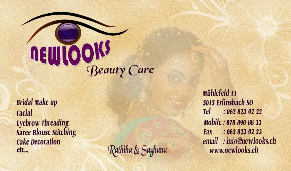 4234_New_Looks_Beauty_Care_swiss_switzerland_tamil_business_non_business_directory_swiss_tamil_shops_tamil_swiss_info_tamilpage.ch1_