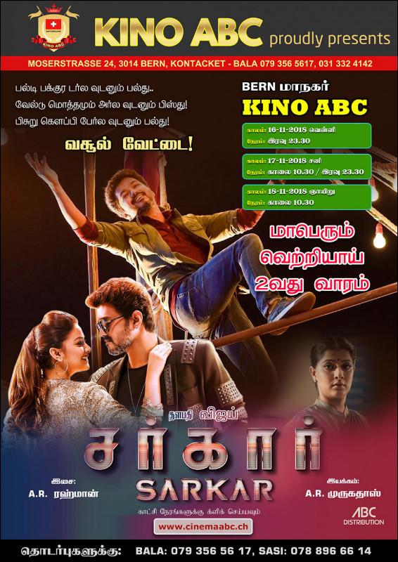 Sarkar - Kino ABC - Bern
